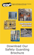 Download Our Safety Guarding Brochure