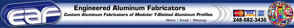 Engineered Aluminum Fabricators - Custom Aluminum Fabricators